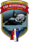 USS Mississippi SSN-782 Crest.png