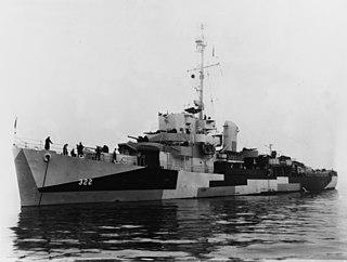 USS <i>Newell</i> (DE-322)