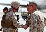 US Marine Maj. Gen. Richard Mills, Commanding General I Marine Expeditionary Force Forward (I MEF (Fwd) DVIDS320057.jpg