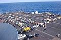 US Navy 021027-N-0923G-002 Steel beach picnic aboard USS Truman.jpg