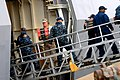 US Navy 100218-N-3358S-095 Marines and Sailors aboard USS Mesa Verde (LPD 19) load supplies during an all-hands working party.jpg