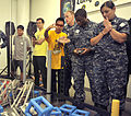 US Pacific Fleet and Office of Naval Research sponsor robotics competition, RIMPAC 2014 140705-N-UG232-006.jpg
