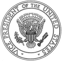 Seal Of The Vice President Of The United States Wikipedia