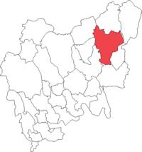 Västerlövsta landskommune i Västmanlands amt