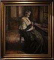 Umberto boccioni, la madre, 1907 (gam, milano).jpg