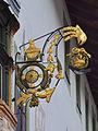 Umhausen - Gasthaus Krone - Wirtshaus-Ausleger.jpg