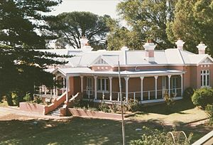 Greenmount, Western Australia - Undercliffe House
