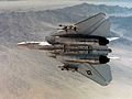 Underside of missile-armed F-14A Tomcat of VF-211 c1977.jpg