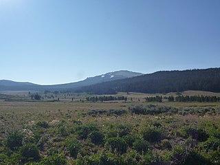 Union Peak, Wyoming mountain in United States of America