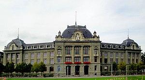 Universität Bern Hauptgebäude DSC05758