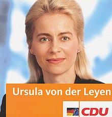 Ursula Von Der Leyen Jung
