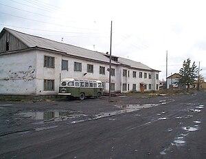 Ust-Omchug - Ust-Omchug, September 2004