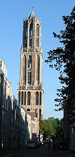 Utrecht domtoren september 2003.jpg