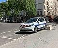 Véhicule de police, Place du Maréchal-Lyautey (Lyon) juin 2019.jpg