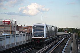 Liste des stations du m tro et du tramway de lille - Station essence porte des postes lille ...