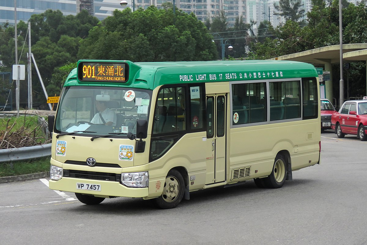901 bus schedule