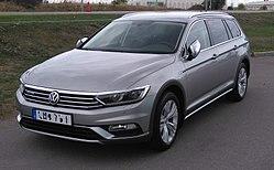 Volkswagen Passat Alltrack — Вікіпедія