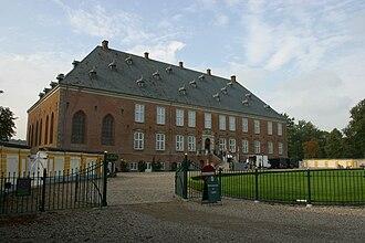 Tåsinge - Valdemars Castle, the largest estate on the island