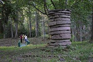 Vana-Vigala - Image: Vana Vigala Hirvepark 08