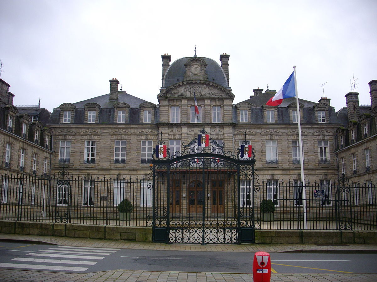Morbihan wikipedia for Bureau 56 vannes