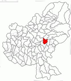 Vị trí của Vargata
