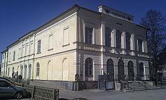 Växjö gammelt teater