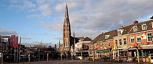 Veghel - Image: Veghel Markt Anamorphic
