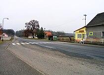 Velenka, Street to Kersko.jpg