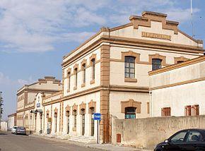 Estacion De Venta De Banos Wikipedia La Enciclopedia Libre