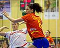 Verónica Cuadrado - Jornada de las Estrellas de Balonmano 2013 - 05.jpg
