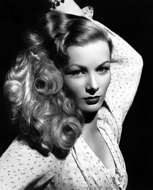Veronica Lake - Publicity photo c. 1950s