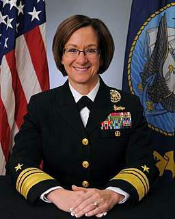 American Navy admiral