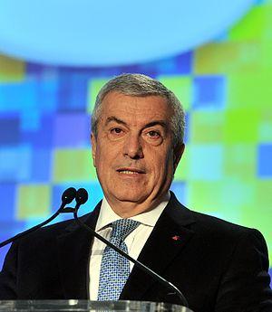 Romanian legislative election, 2008 - Image: Victor Ponta la semnarea declaratiei politice privind infiintarea USL 2.0 14.11 (4) (15621866127) (cropped)