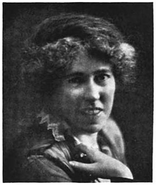 Portrait of Blackburn (1916)