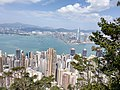 Victoria Harbour from Lugard Road.jpg