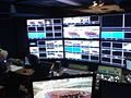 Video control room of the Track World Cup.jpg