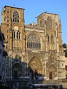 Vienne - Catedral - Fachada.JPG