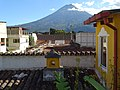 View from Roof Terrace of Casa de Don Ismael - Antigua Guatemala - Sacatepequez - Guatemala (15733321949).jpg
