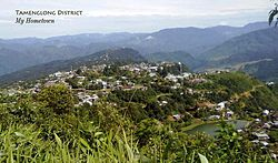 Skyline of Tamenglong
