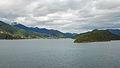 View of Waikawa Bay from the Interislander Ferry 20100123 1.jpg