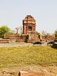 View of the Remains of the Dashavatara Temple in Deogarh.jpg