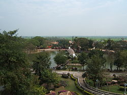 View on the Bird Park of Chainat.JPG