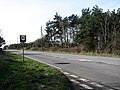 View southwest along the A140 - geograph.org.uk - 714917.jpg