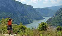 View to Iron Gate, Danube.jpg