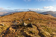 View towards Ben Lomond from the Arrochar Alps, Scotland 14.jpg