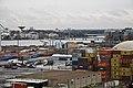 View towards Lauttasaari over the West Harbour in Jätkäsaari, Helsinki, Finland, 2008 October.jpg
