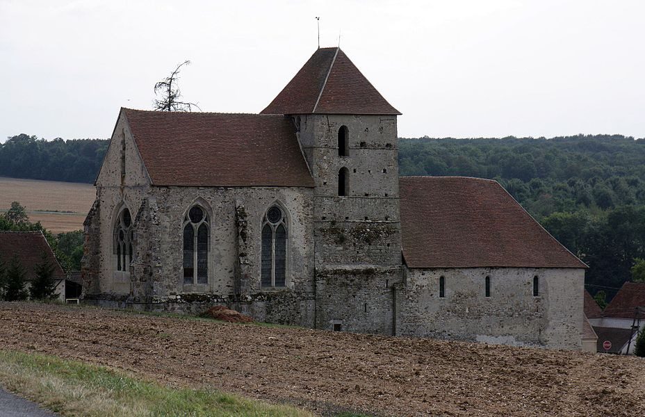 Église de la Nativité-de-la-Sainte-Vierge de Viffort