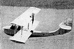 Viking V-2 in flight above Aero Digest March,1930.jpg