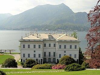 Lake Como - Villa Melzi d'Eril