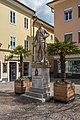 Villach Innenstadt Kaiser-Josef-Platz Standbild Kaiser Joseph II 23042021 0839.jpg
